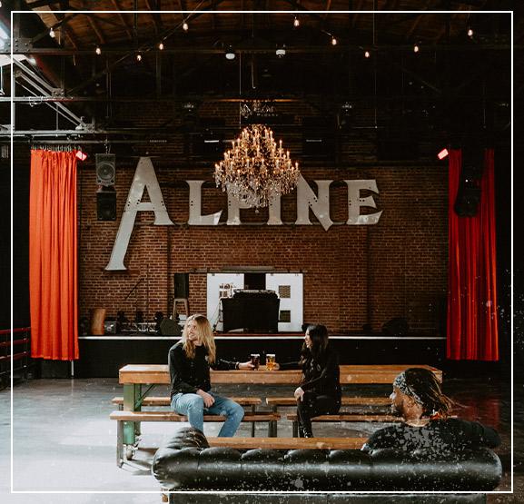 The Alpine Stage