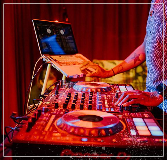 DJ Set The Alpine