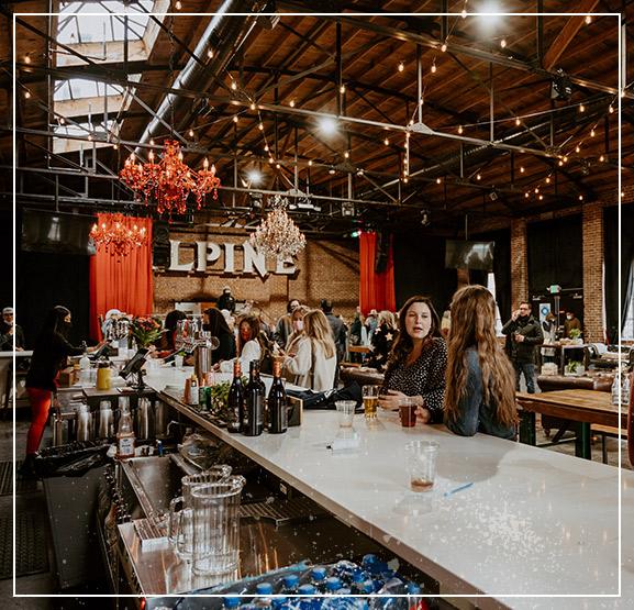 The Alpine Bar Private Event