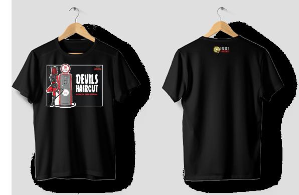 Devils Haircut T-shirt