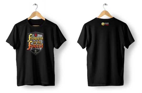 Flowers of the Forest T-shirt