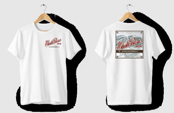 Malt Rose T-shirt
