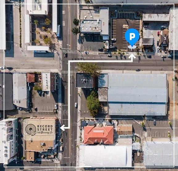 Record Street parking