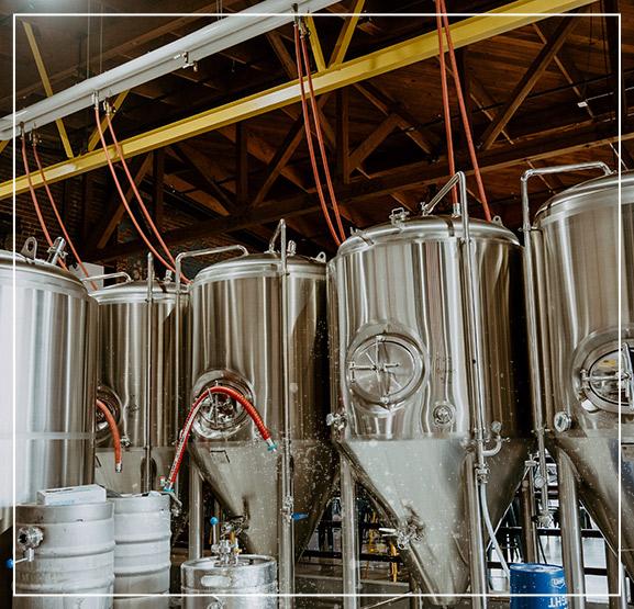 Beer Tanks
