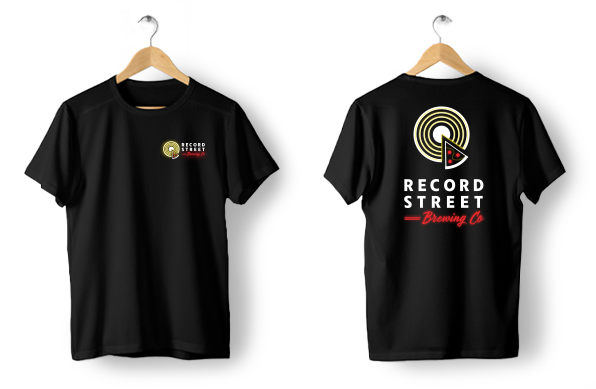 Record Street T-shirt