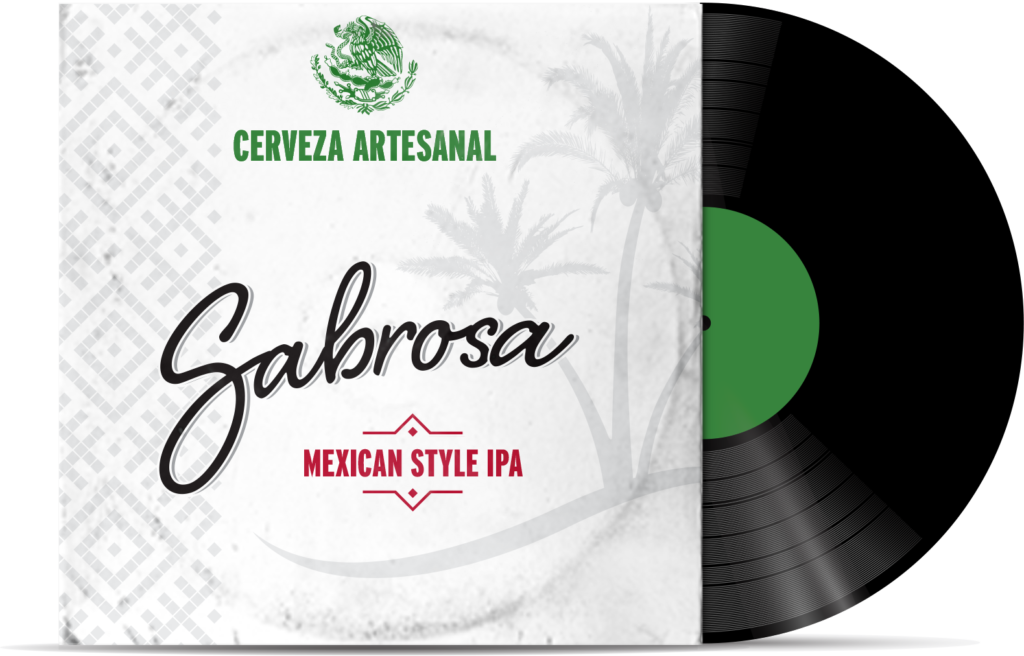 Sabrosa Beer Cover Art