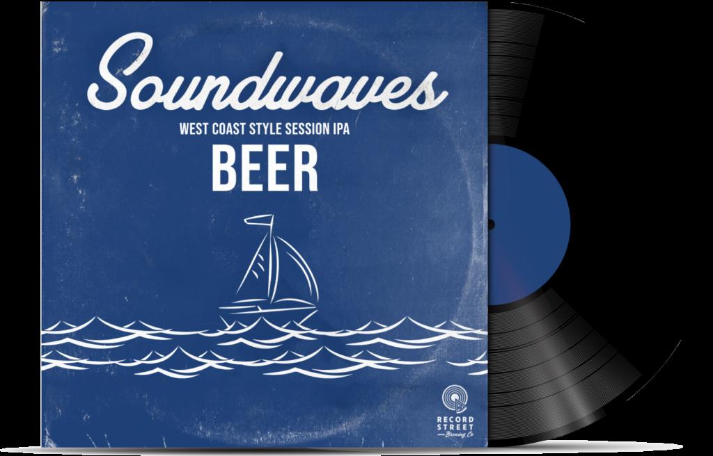 Soundwaves Beer Cover Art