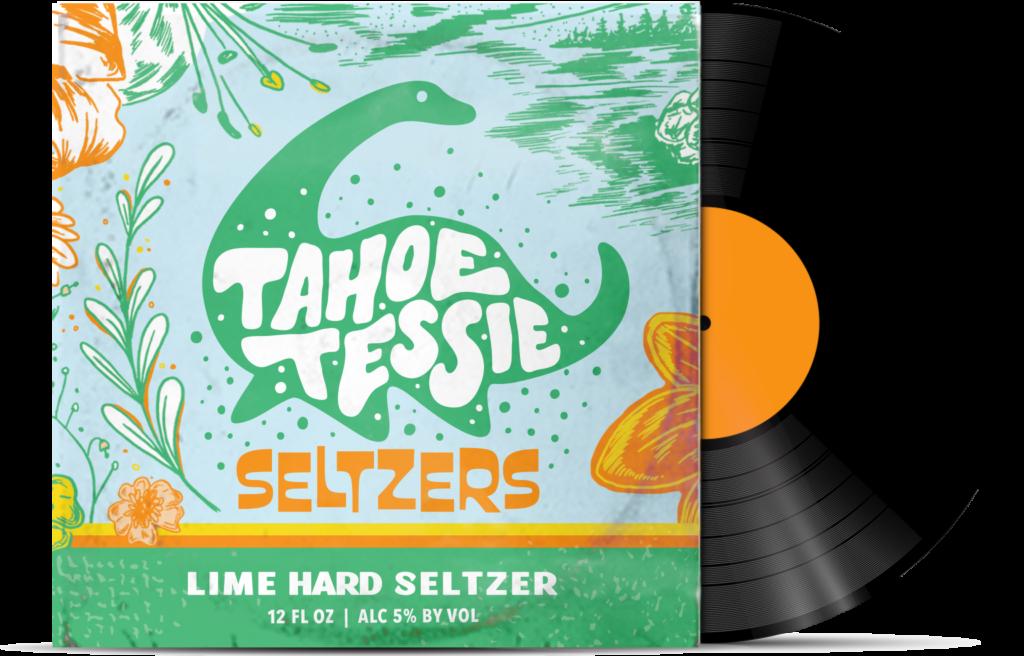 Tahoe Tessie Seltzer Cover Art