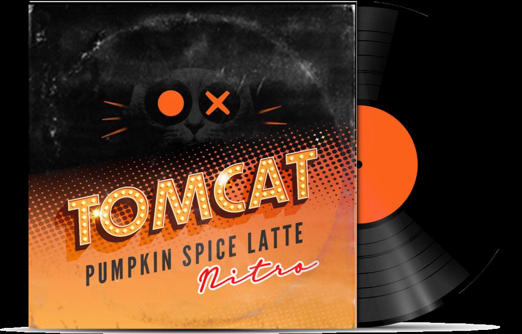 Tomcat Beer Cover Art